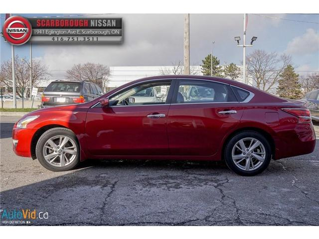 2013 Nissan Altima 2.5 S (Stk: S18007A) in Scarborough - Image 8 of 25