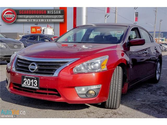2013 Nissan Altima 2.5 S (Stk: S18007A) in Scarborough - Image 9 of 25