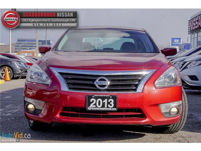 2013 Nissan Altima 2.5 S (Stk: S18007A) in Scarborough - Image 10 of 25