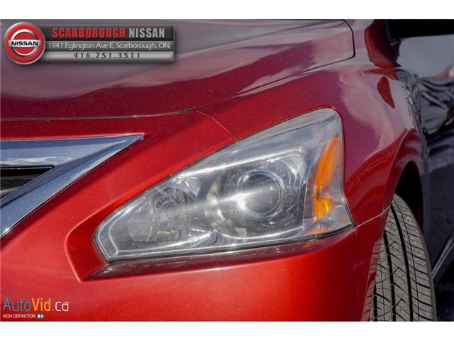 2013 Nissan Altima 2.5 S (Stk: S18007A) in Scarborough - Image 11 of 25