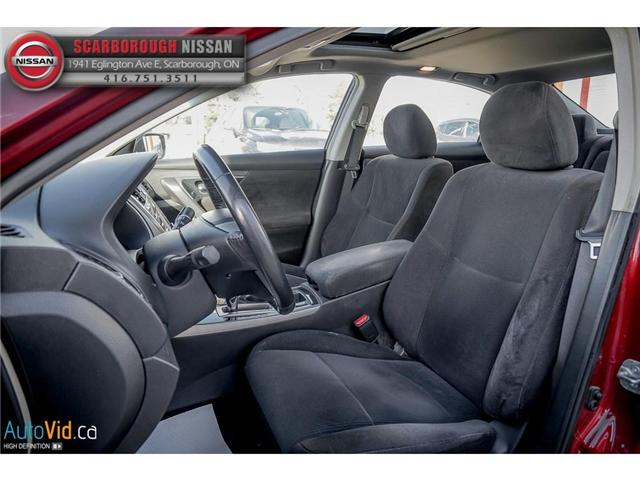 2013 Nissan Altima 2.5 S (Stk: S18007A) in Scarborough - Image 13 of 25