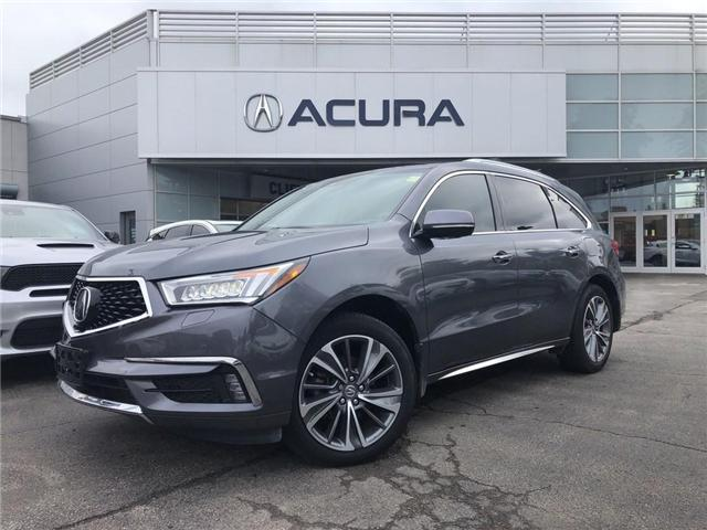 2017 Acura MDX Elite Package (Stk: 3879) in Burlington - Image 2 of 21