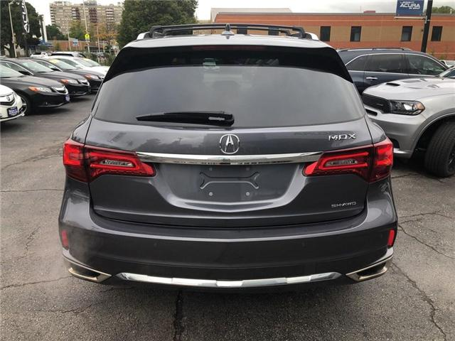2017 Acura MDX Elite Package (Stk: 3879) in Burlington - Image 7 of 21