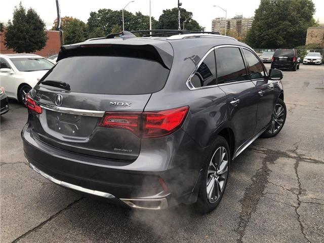 2017 Acura MDX Elite Package (Stk: 3879) in Burlington - Image 8 of 21