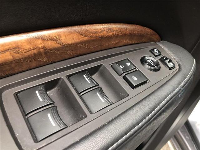 2017 Acura MDX Elite Package (Stk: 3879) in Burlington - Image 10 of 21