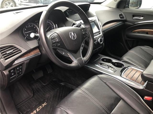 2017 Acura MDX Elite Package (Stk: 3879) in Burlington - Image 12 of 21