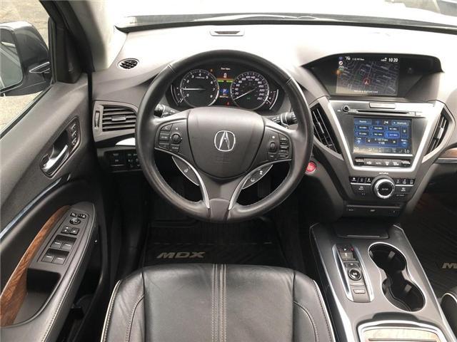2017 Acura MDX Elite Package (Stk: 3879) in Burlington - Image 16 of 21