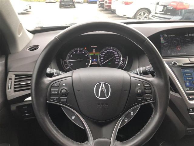 2017 Acura MDX Elite Package (Stk: 3879) in Burlington - Image 17 of 21