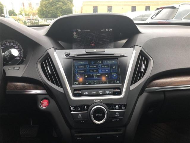 2017 Acura MDX Elite Package (Stk: 3879) in Burlington - Image 18 of 21
