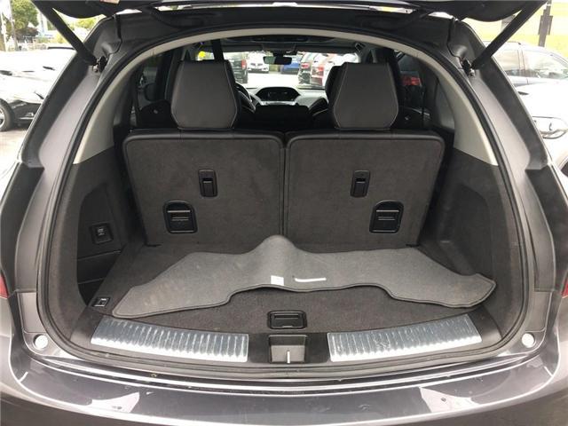 2017 Acura MDX Elite Package (Stk: 3879) in Burlington - Image 20 of 21