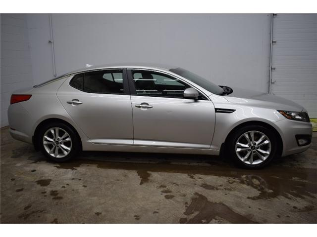 2013 Kia Optima EX- BACKUP CAM * HEATED SEATS * LEATHER  (Stk: B2918) in Cornwall - Image 1 of 30