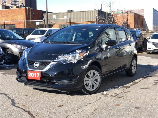 2017 Nissan Versa Note 1.6 SV (Stk: 55947A) in Scarborough - Image 1 of 18
