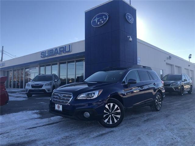 2017 Subaru Outback 2.5i Limited (Stk: DM4123) in Orillia - Image 1 of 22