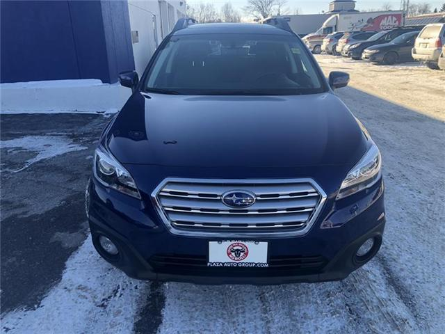 2017 Subaru Outback 2.5i Limited (Stk: DM4123) in Orillia - Image 2 of 22