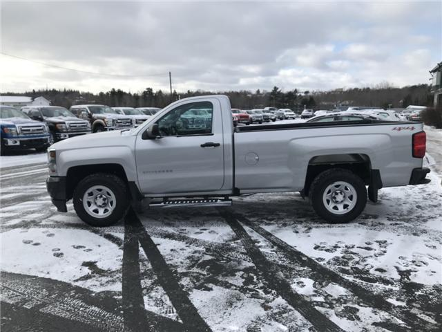 2016 Chevrolet Silverado 1500 WT (Stk: 10205) in Lower Sackville - Image 2 of 14