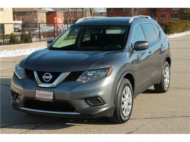 2015 Nissan Rogue S (Stk: 1811552) in Waterloo - Image 1 of 28