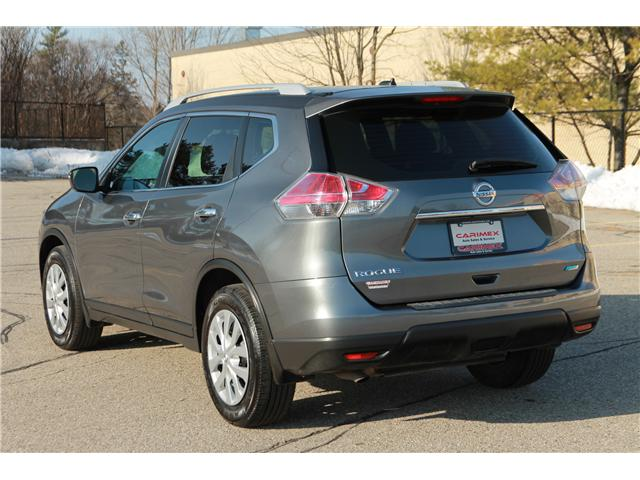 2015 Nissan Rogue S (Stk: 1811552) in Waterloo - Image 3 of 28