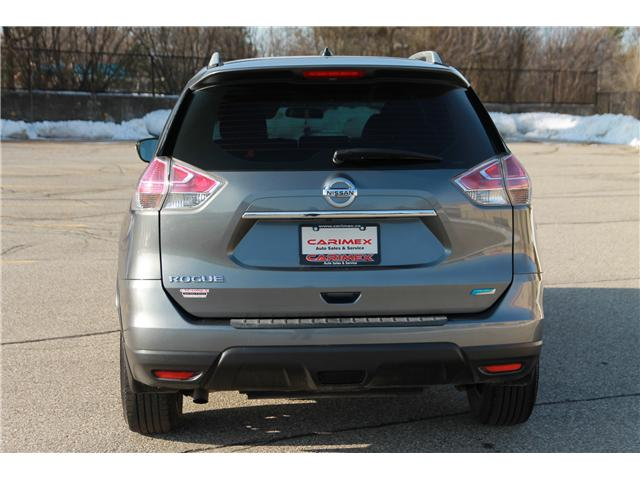 2015 Nissan Rogue S (Stk: 1811552) in Waterloo - Image 4 of 28