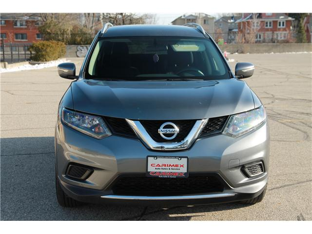2015 Nissan Rogue S (Stk: 1811552) in Waterloo - Image 8 of 28
