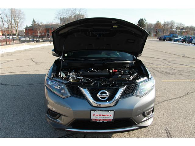 2015 Nissan Rogue S (Stk: 1811552) in Waterloo - Image 26 of 28