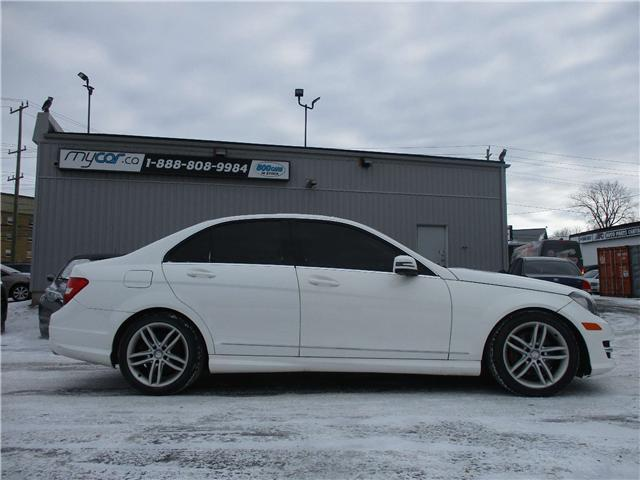 2014 Mercedes-Benz C-Class Base (Stk: 181827) in Kingston - Image 2 of 14