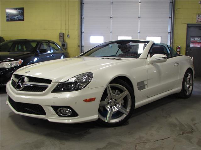 2011 Mercedes-Benz SL-Class Base (Stk: S6794) in North York - Image 1 of 23