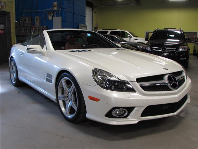 2011 Mercedes-Benz SL-Class Base (Stk: S6794) in North York - Image 4 of 23