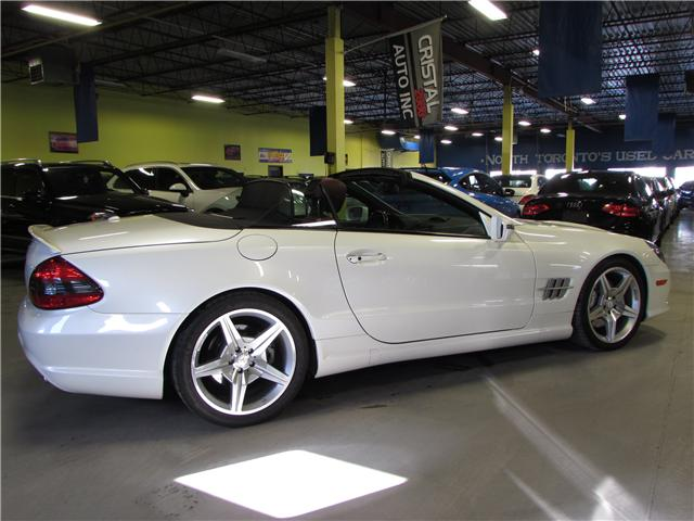2011 Mercedes-Benz SL-Class Base (Stk: S6794) in North York - Image 8 of 23