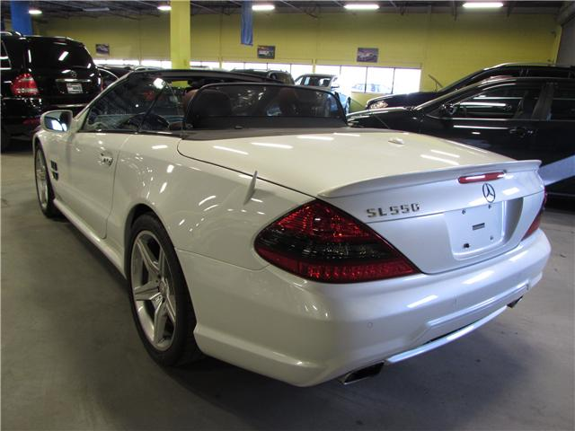 2011 Mercedes-Benz SL-Class Base (Stk: S6794) in North York - Image 11 of 23