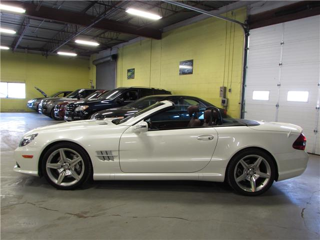 2011 Mercedes-Benz SL-Class Base (Stk: S6794) in North York - Image 12 of 23