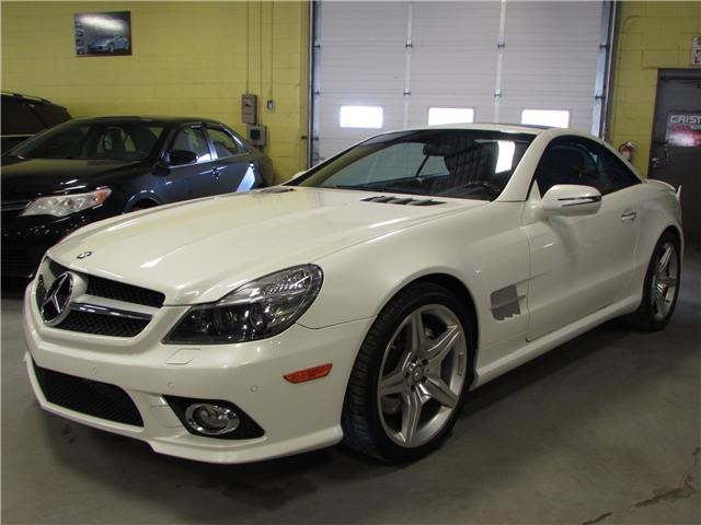 2011 Mercedes-Benz SL-Class Base (Stk: S6794) in North York - Image 20 of 23