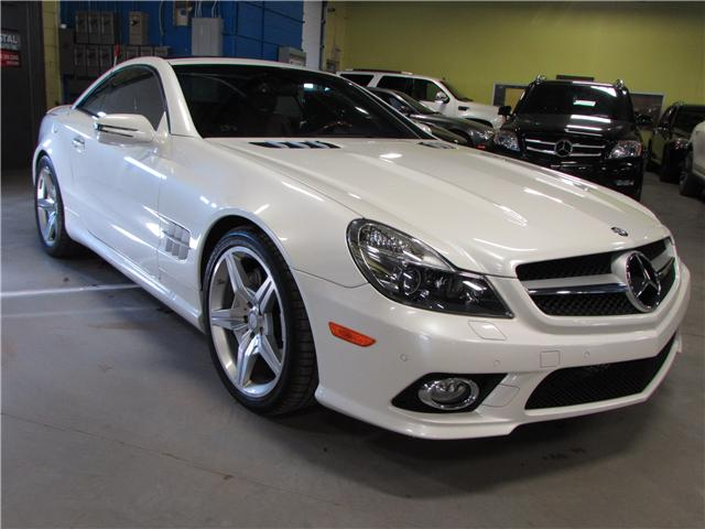 2011 Mercedes-Benz SL-Class Base (Stk: S6794) in North York - Image 21 of 23