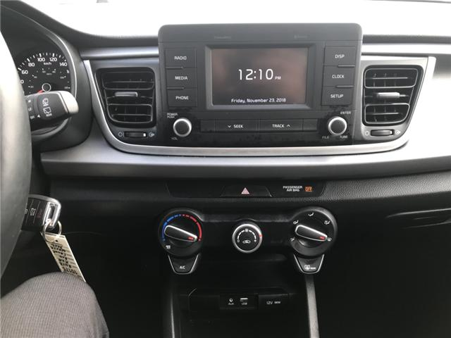 2018 Kia Rio LX+ (Stk: 10174) in Lower Sackville - Image 13 of 17