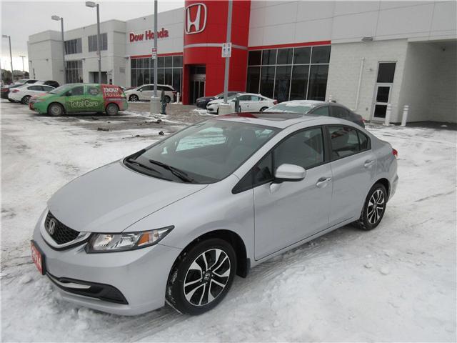2014 Honda Civic EX (Stk: SS3265) in Ottawa - Image 1 of 8