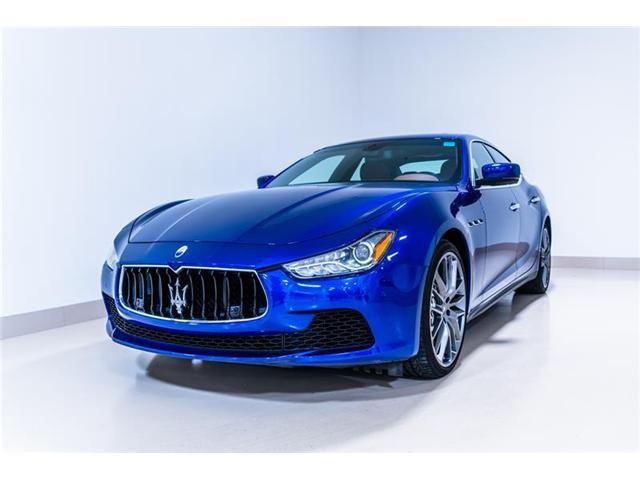 2016 Maserati Ghibli S Q4 (Stk: UC1438) in Calgary - Image 4 of 22