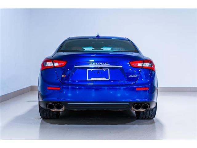 2016 Maserati Ghibli S Q4 (Stk: UC1438) in Calgary - Image 12 of 22