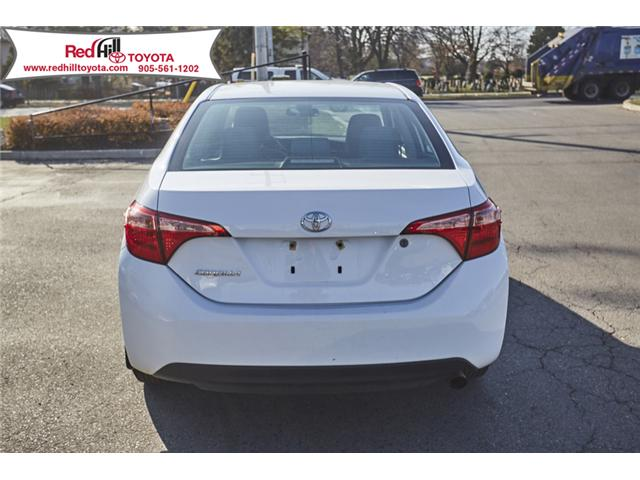 2017 Toyota Corolla CE (Stk: 53772) in Hamilton - Image 7 of 8