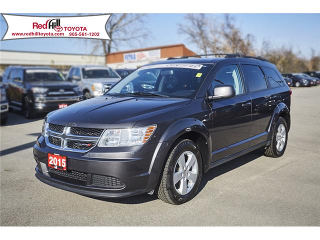 2015 Dodge Journey CVP/SE Plus (Stk: 74272) in Hamilton - Image 1 of 18