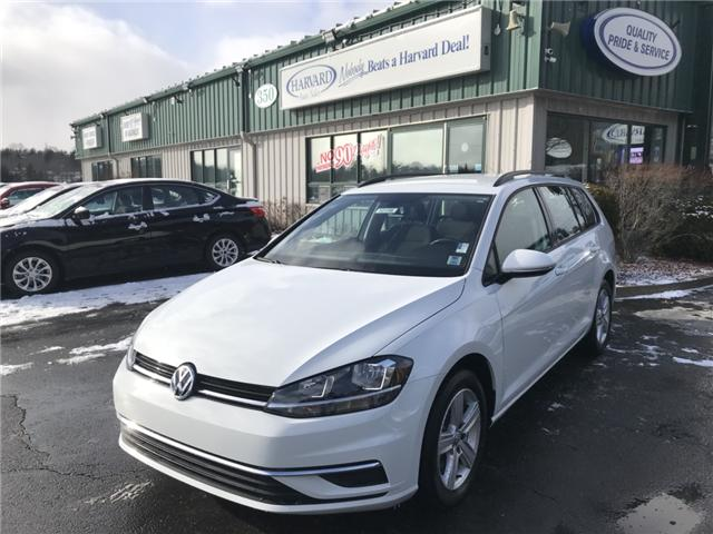 2018 Volkswagen Golf SportWagen 1.8 TSI Comfortline (Stk: 10198) in Lower Sackville - Image 1 of 21