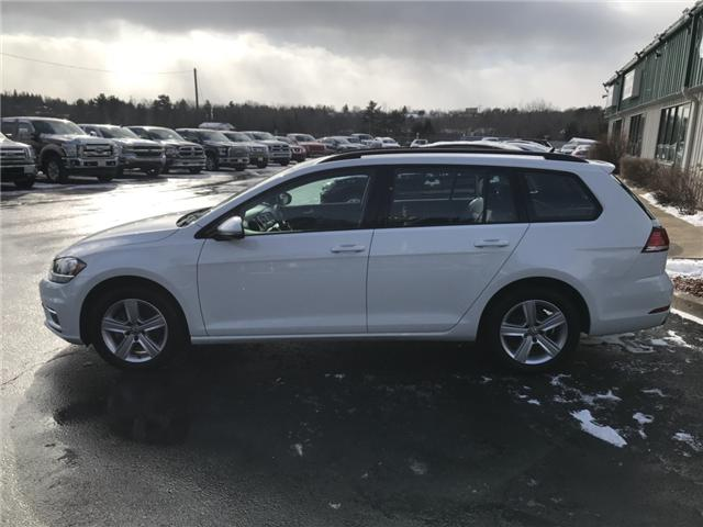2018 Volkswagen Golf SportWagen 1.8 TSI Comfortline (Stk: 10198) in Lower Sackville - Image 2 of 21