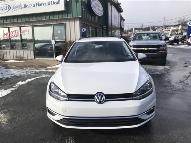 2018 Volkswagen Golf SportWagen 1.8 TSI Comfortline (Stk: 10198) in Lower Sackville - Image 8 of 21