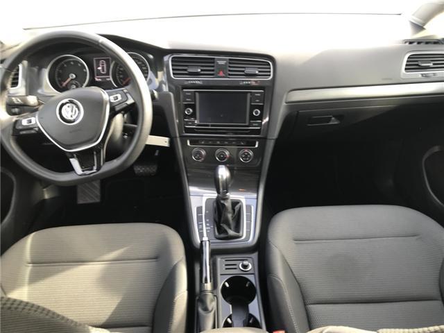 2018 Volkswagen Golf SportWagen 1.8 TSI Comfortline (Stk: 10198) in Lower Sackville - Image 12 of 21