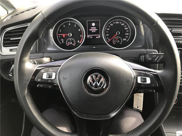 2018 Volkswagen Golf SportWagen 1.8 TSI Comfortline (Stk: 10198) in Lower Sackville - Image 15 of 21
