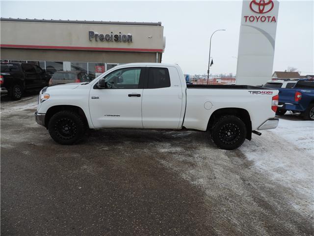 2016 Toyota Tundra SR 5.7L V8 (Stk: 186081) in Brandon - Image 1 of 22