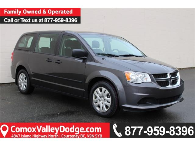 2016 Dodge Grand Caravan SE/SXT (Stk: R504430A) in Courtenay - Image 1 of 26