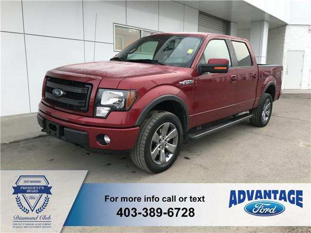 2014 Ford F-150 FX4 (Stk: J-2014A) in Calgary - Image 1 of 16