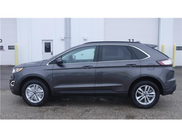 2017 Ford Edge SEL (Stk: U-3710) in Kapuskasing - Image 2 of 3