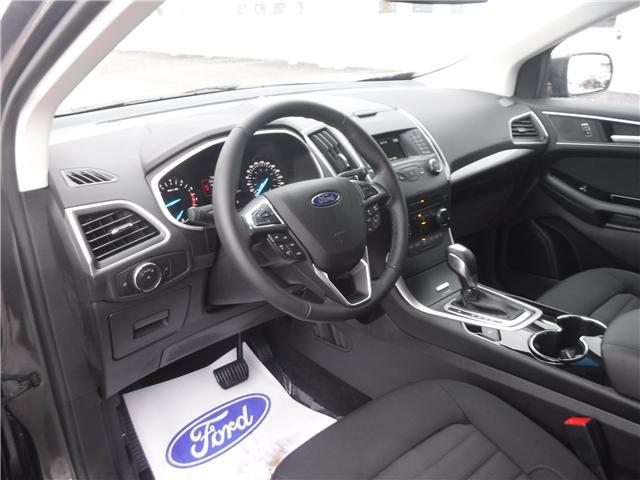 2017 Ford Edge SEL (Stk: U-3710) in Kapuskasing - Image 3 of 3