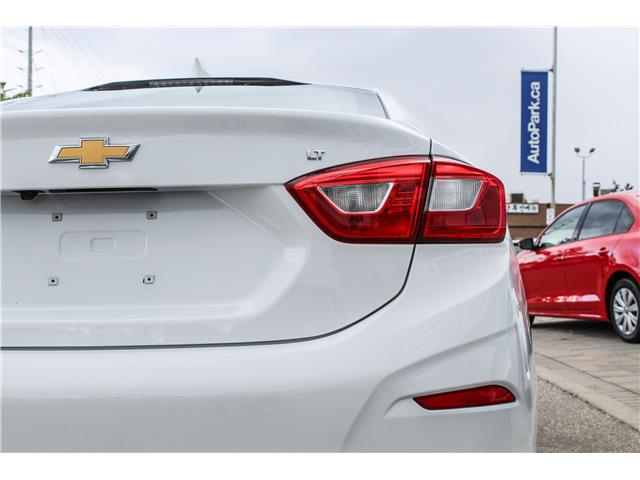 2017 Chevrolet Cruze LT Auto (Stk: APR2329) in Mississauga - Image 6 of 22