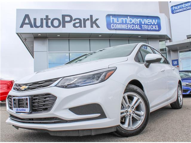 2017 Chevrolet Cruze LT Auto (Stk: APR2329) in Mississauga - Image 1 of 22